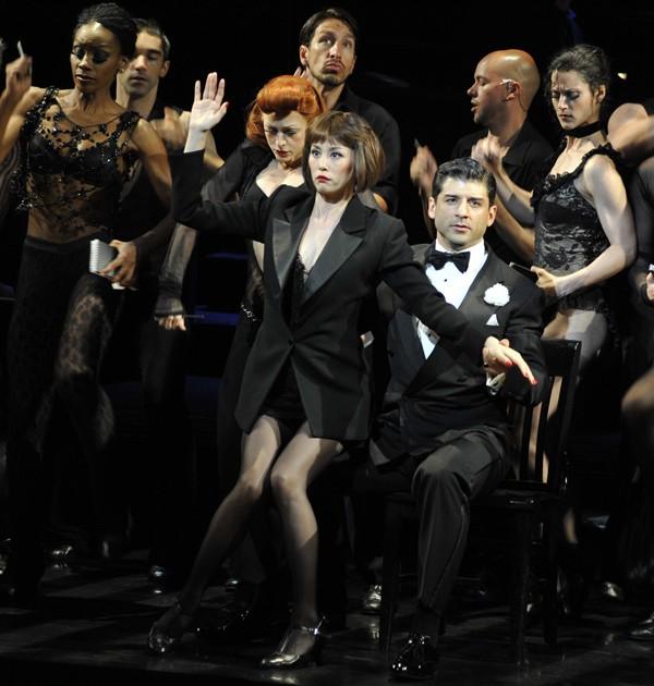 Ryoko Yonekura In CHICAGO Musical