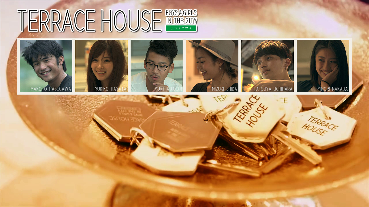 Terrace house season 1 series review drama max for Terrace japanese show