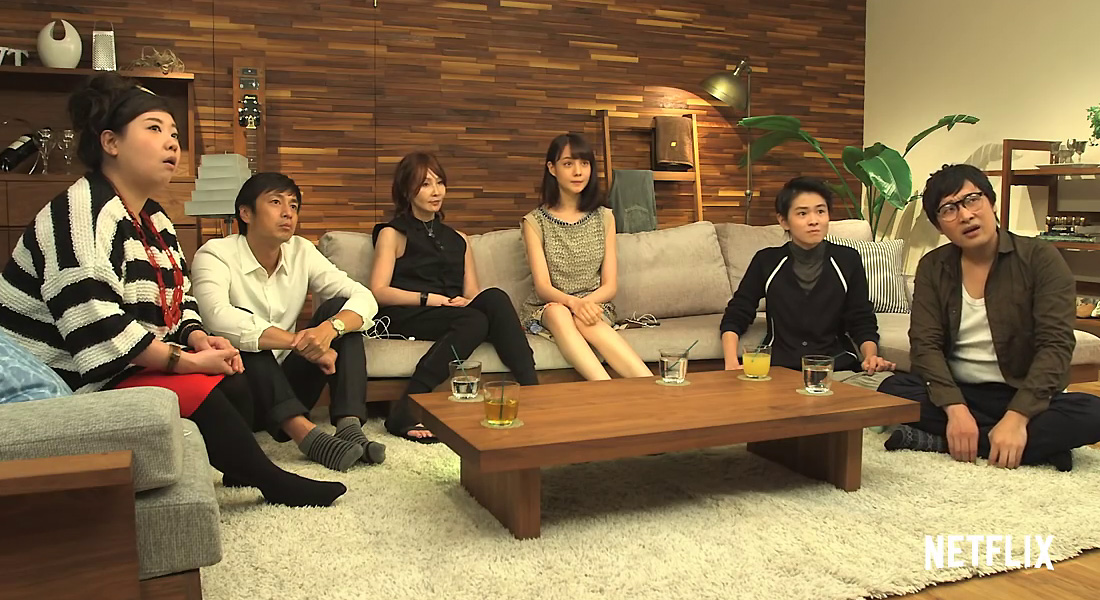 Terrace house season 1 series review drama max for Terrace house mizuki