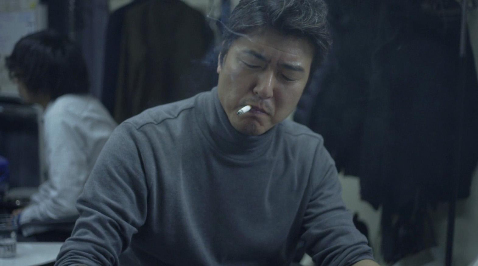 Kousuke Toyohara in Midnight Diner: Tokyo Stories