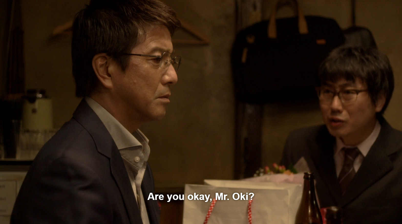 Toru Kazama in Midnight Diner: Tokyo Stories