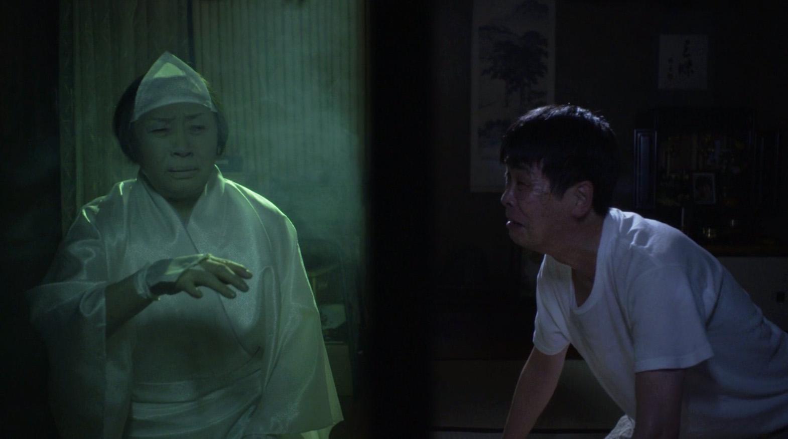 Yoshiyuki Morishita and Michiko Tomura in Midnight Diner: Tokyo Stories