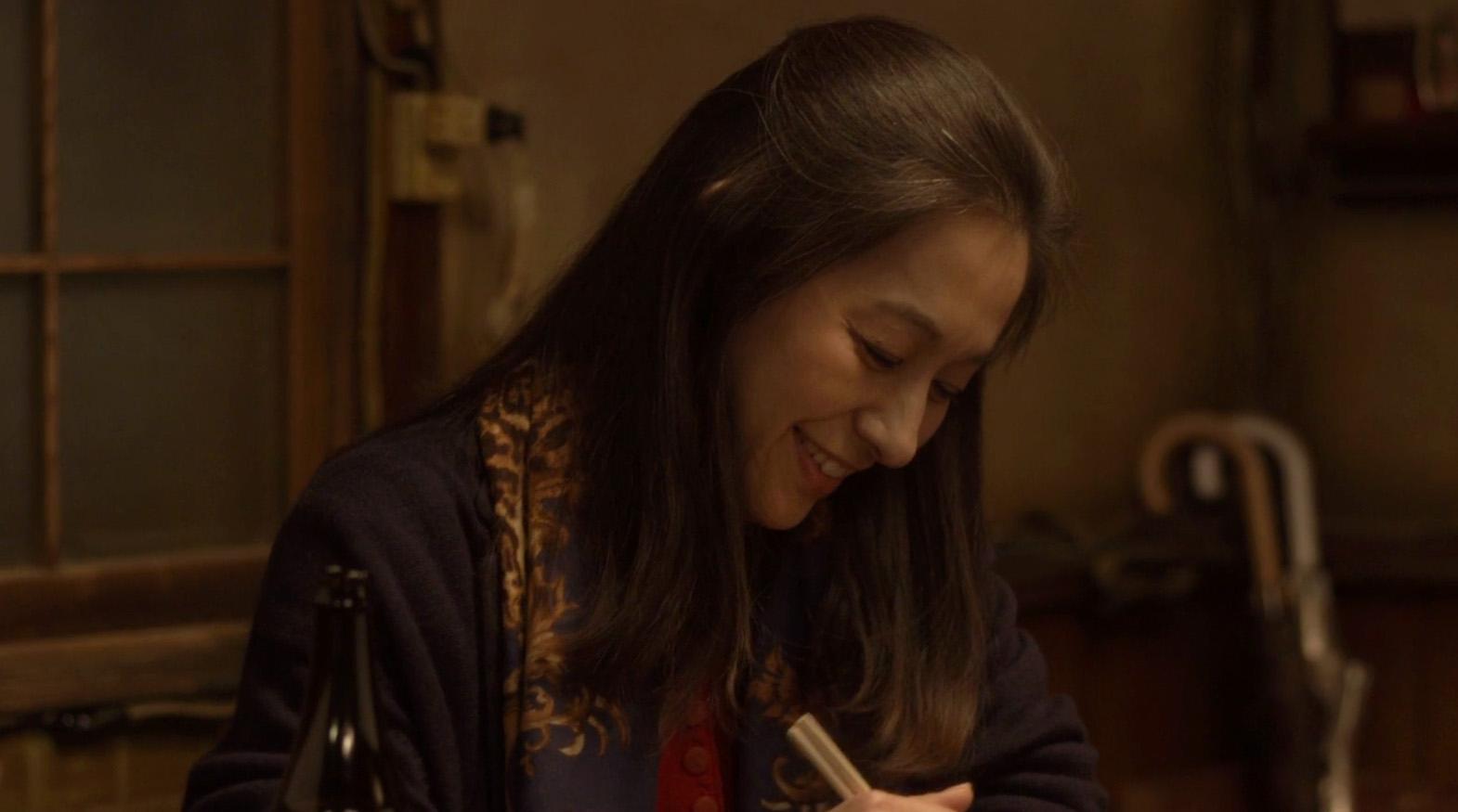 Reiko Kataoka in Midnight Diner: Tokyo Stories